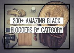 Quirky, Brown Love: 200+ AMAZING Black Bloggers By Category! - I'm honored that My Pretty Brown is included on this list! So exciting!