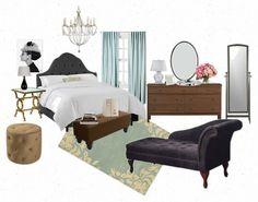 The Lovely Side: Blair's Room | Gossip Girl Decor