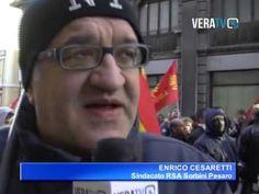 #Ancona - general #strike of metal workers and students  #Ancona - Sciopero di metalmeccanici e studenti