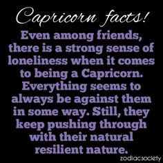 Discover and share Cute Horoscope Capricorn Quotes. Explore our collection of motivational and famous quotes by authors you know and love. Horoscope Capricorn, Capricorn Facts, Capricorn Quotes, Capricorn And Aquarius, Capricorn Lover, Scorpio Signs, Capricorn Relationships, Capricorn Rising, Zodiac Taurus