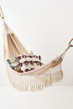 Tayrona Hammock - Anthropologie.com Love!