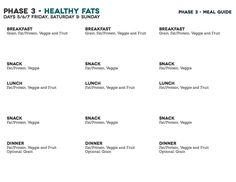 Worksheets Daniel Fast Meal Planning Worksheet fast metabolism diet and the ojays on pinterest meal planning worksheet phase 3