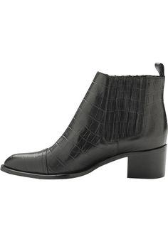 CP Croco Ankle Boot SON15