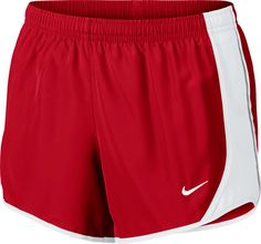 Nike Soccer Shorts, Girls Nike Shorts, Nike Running Shorts, Red Shorts, Nike Sb, Nike Outfits, Sport Outfits, Calvin Klein Outfits, Nikes Girl