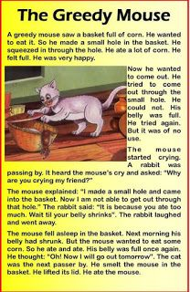 Moral Stories: The Lion and the Cows | Kids Moral Stories | Short