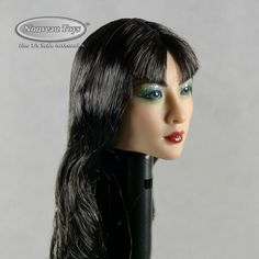 Female Head, Female Bodies, Hair Color For Black Hair, Red Hair, Petite Body, Auburn Hair, Synthetic Hair, Sculpting, Scale