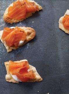 Gravlax de saumon à l'érable Recettes | Ricardo