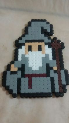 Lord Of The Rings Gandalf The Grey hama beads