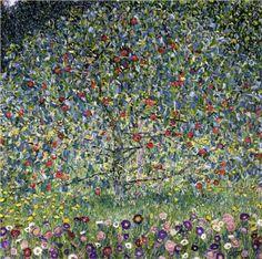 Apple Tree, I - Gustav Klimt