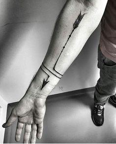 Forearm tattoos, inner forearm tattoo, maori tattoos, viking tattoos, a Arrow Tattoo Arm, Feather Arrow Tattoo, Geometric Arrow Tattoo, Inner Forearm Tattoo, Arrow Tattoo Design, Forearm Tattoos, Bow Arrow Tattoos, Side Tattoos, Arrow Design