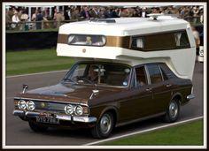 Ford Zephyr Camper