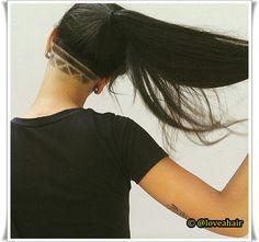Hair trends men undercut 31 Ideas for 2019 Undercut Long Hair, Undercut Women, Undercut Hairstyles, Undercut Ponytail, Undercut Pixie, Hairstyles 2018, Latest Hairstyles, Wedding Hairstyles, Undercut Hair Designs