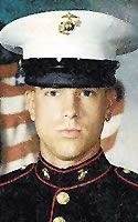Marine Lance Cpl. David B. Houck  Died November 26, 2004 Serving During Operation Iraqi Freedom  25, of Winston Salem, N.C.; assigned to 1st Battalion, 8th Marine Regiment, 2nd Marine Division, II Marine Expeditionary Force, Camp Lejeune, N.C.; killed Nov. 26 by enemy action in Anbar province, Iraq.