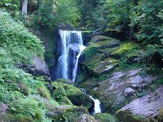 Triberger Wasserfall, Schwarzwald