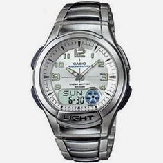 542d35b4e52 Men s Casion watch. Be it performance or looks