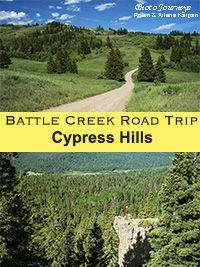 Battle Creek Road Trip - History and Spectacular Scenery - Photo Journeys Alberta Travel, Battle Creek, Canadian Travel, Visit Canada, Short Trip, Road Trippin, Historical Sites, Biking, Travel Photos
