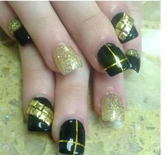 Just got nails done