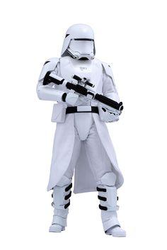 Star Wars Episode VII figurine Movie Masterpiece 1/6 First Order Snowtrooper Hot Toys