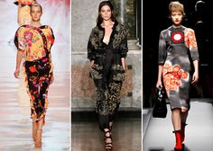 Trends for Spring/Summer 2013: Traditional Eastern prints are given a Western spin next season, with hints of Hanoi, Beijing and Tokyo coming through in Asian-inspired collections.