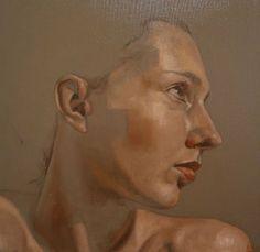Al Saralis | Pintor figurativo británico