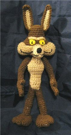 free looney tunes crochet patterns - Google Search