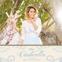 Cinderella por Lauren Conrad    por Kellen Turci | Soft blog       - http://modatrade.com.br/cinderella-por-lauren-conrad