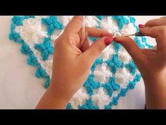 Yüz Lifi Yapımı(Yastık Lif,Sabunluk Lif Modelli) - YouTube Free Crochet Bag, Crochet Cord, Crochet Shirt, Crochet Motif, Crochet Doilies, Crochet Hats, Crochet Blocks, Crochet Stitches Patterns, Flower Motif