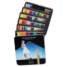 Drawing & Sketching Pencils, 0.7 Mm, 132 Assorted Colors/set