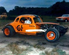 60'-70's Vintage Oval Track Modifieds