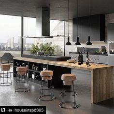 Home Dco Cuisine Design 66 Ideas Farmhouse Style Kitchen, Home Decor Kitchen, Interior Design Kitchen, Home Kitchens, Kitchen Furniture, Kitchen Modern, Cheap Furniture, Discount Furniture, Furniture Buyers
