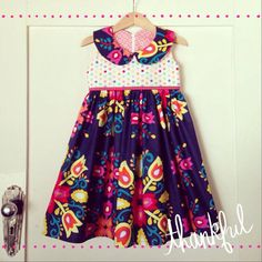 Sunday Best Dress by BobkinDesigns on Etsy