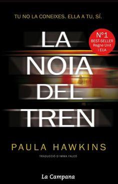 LA NOIA DEL TREN de Paula HAwkins