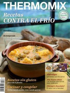 Revista Thermomix Febrero 2016 | https://lomejordelaweb.es/