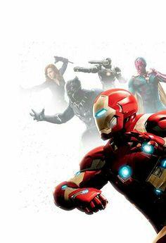 The Avengers........