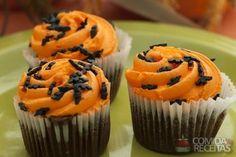 Receita de Cupcake de abóbora em receitas de doces e sobremesas, veja essa e outras receitas aqui!