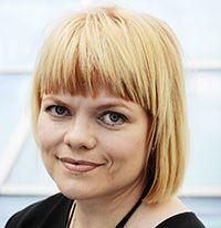 Marjo Ollikainen, Communications director, Akava, Finland