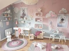 Lovely desk designs ideas for your kids 23 - If you own a table in your kid's playroom, for instance, use small brightly-colored storage boxes as chairs. There are several desk designs that are available on the market which simply disappear in the wall or can be tucked away when not being used. A huge desk with a wide surface area is perfect for a spacious room. Storage Boxes, Playroom, Woodwind Instrument, Game Room Kids, Game Room, Game Rooms, Playrooms, Storage Crates, Arcade Room