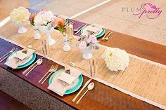 www.plumprettyphotography.com / Colorado Wedding Photography / Native American Wedding / Plum Pretty Photography / Tablescapes