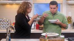 Pasta Party: Überbackene Ziti mit Mortadella und Gnocci in Pilzsoße