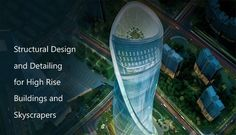 Structural Design and Detailing for High Rise Buildings and Skyscrapers..http://goo.gl/kDUM53