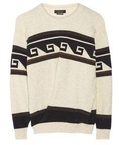 Isabel Marant wool-and-alpaca sweater