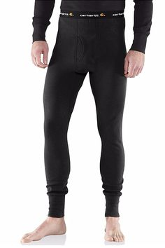1f19e85bfe66 Carhartt Base Force Cold Weather Bottom (Men's) Warm Weather, Carhartt, Male  Feet