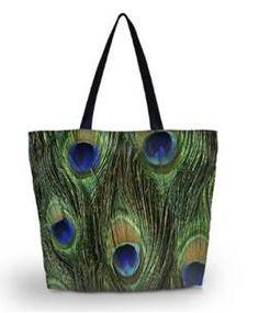 Royal Peacock Handbag $14.99 www.allthingspeacock.com