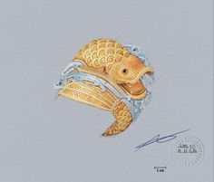Discover the High Jewellery watch presented at SIHH 2015 - Carpe Koi by Van Cleef & Arpels