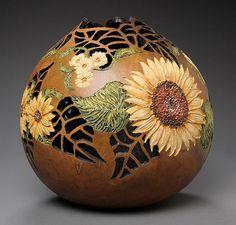 Gourd 20—Sunflower