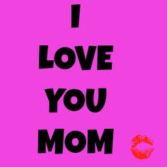 Love You Mom, My Love, Projects To Try, Advice, Etsy, Free, Hand Made, I Love U Mom, Love You Mum