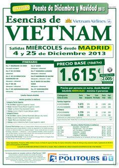 Navidad VIETNAM, salida 25/12 desde Madrid (10d/7n) precio final 2.005€ ultimo minuto - http://zocotours.com/navidad-vietnam-salida-2512-desde-madrid-10d7n-precio-final-2-005e-ultimo-minuto-3/