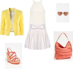 """Spring Love"" by rebecca-amber-mullen on Polyvore"