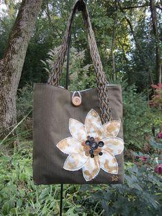 0c6d759bbb2f Womens handmade shoulder handbag Black tote