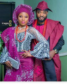 Couple  #asoebi #asoebispecial #speciallovers #wedding  @kujussignature  @imageryplus